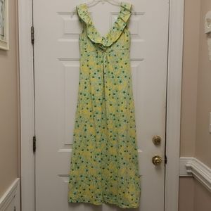 Lilly Pulitzer vintage dress XS